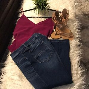 Women leggings crop